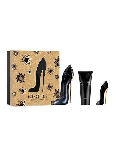 Carolina Herrera Good Girl Supreme Edp 80 Ml + Body Lotion 100 Ml + Miniatüre Renksiz